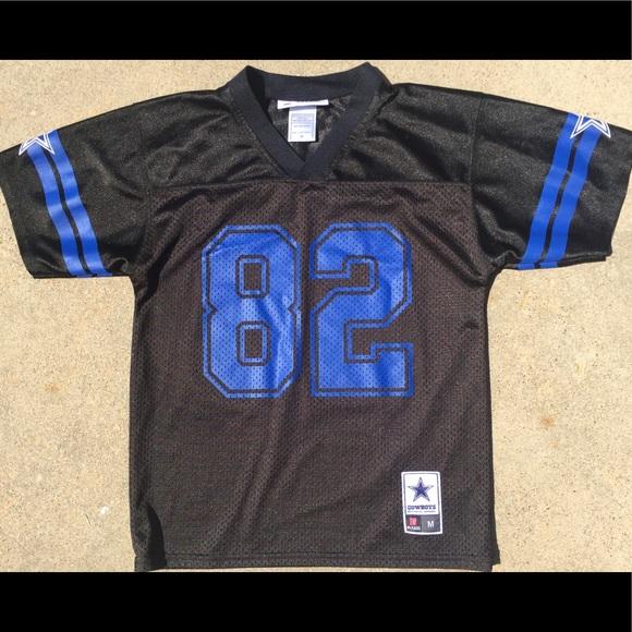 Black Jason Witten Youth Dallas Cowboys Jersey
